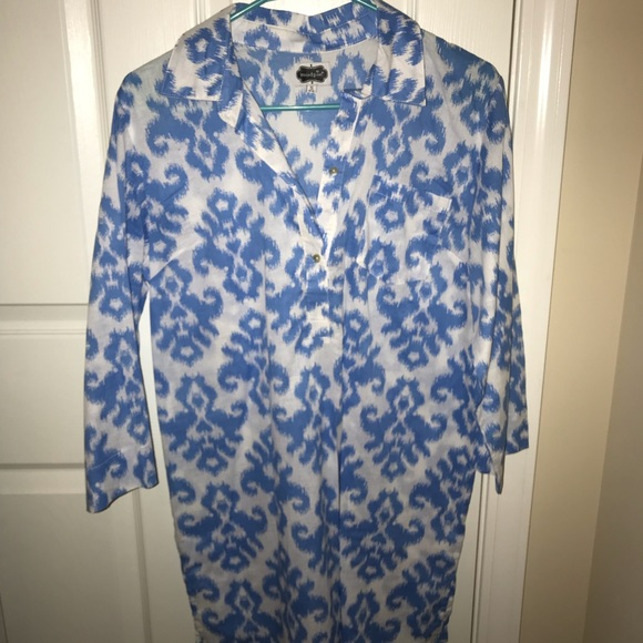 Tops - Collared boutique tunic